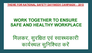 NATIONAL SAFETY WEEK IN INDIA • Safety Risk via Relatably.com