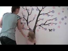 <b>Wall decals</b> installation video by Surface Inspired - YouTube