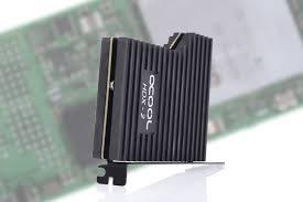 Адаптер <b>Alphacool</b> Eisblock <b>HDX</b>-2 с PCI-e 3.0 x4 на M.2 NGFF (с ...