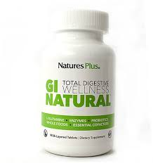 Nature's Plus GI Natural™ <b>Total Digestive Wellness</b> -- 90 Tablets ...