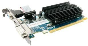 <b>Видеокарта Sapphire</b> PCI-E ATI <b>HD6450 1024Mb</b> DDR3 625/667 ...