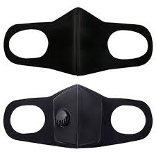 Mouth Mask <b>Dustproof Anti fog Haze</b> PM 2.5 Activated Carbon ...