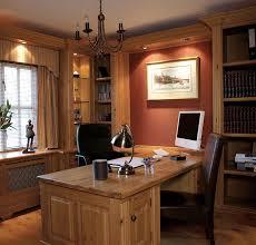 bespoke built study built in study furniture