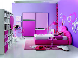 mesmerizing purple wall paint teenage girl bedroom makeover ideas with white wooden shelves cabinet be equipped home decor accessoriesmesmerizing pretty bedroom ideas