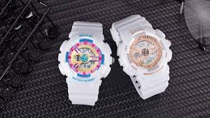 Flash Deals - <b>SMAEL Brand Fashion</b>- <b>Women</b> Digital Watch ...