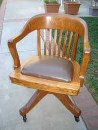 today its my vintage office chair antique wood office chair