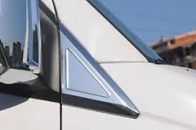 <b>Стальные</b> накладки на <b>крепление зеркала</b> Omsa Line   Mercedes ...