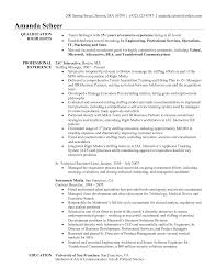 Recruiter Resume Sample with Qualification Highlights and Professional Experience Information LATAmup