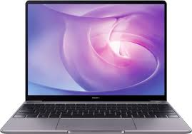 Купить Ультрабук <b>HUAWEI MateBook 13</b> HN-W19R, 53011AAX ...