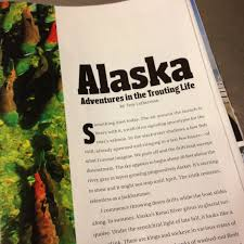 fly fishing blog sipping emergers  the other day i a very satisfying essay in fly rod and reel alaska adventures in the trouting life by troy letherman