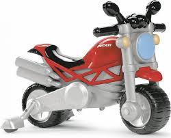 "<b>Chicco</b> игрушка-<b>каталка мотоцикл</b> ""<b>Ducati Monster</b>"" 18м+: ..."