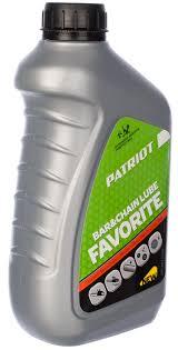 <b>Масло цепное FAVORITE</b> BAR&CHAIN LUBE (0.946 л) <b>PATRIOT</b> ...