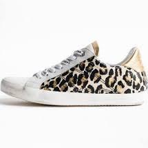 <b>Zadig & Voltaire</b> - Leo Wild Sneaker – Uniquities