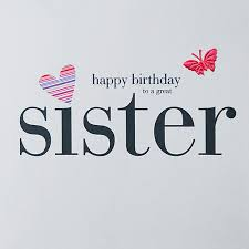 Happy birthday quotes for sister and Sayings | Download free ... via Relatably.com