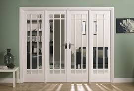 living room dividers ideas attractive: room partitions walls with white vinyl doors with two holders and glasses design full