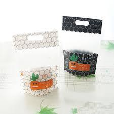 2019 <b>Creative Cactus</b> Black And White Plastic <b>Packaging</b> Bag Self ...