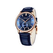 <b>Мужские золотые часы</b> арт. 237.01.00.000.07.04.3 от <b>SOKOLOV</b>