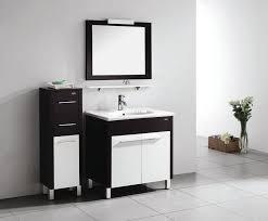 units bathroom small black