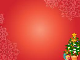 red xmas backgrounds for powerpoint christmas ppt templates merry christmas xmas gifts on red powerpoint background