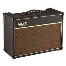 <b>Гитарный комбо VOX AC15C1</b> - купить в интернет-магазине ...