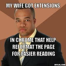 Successful Black Man Meme Generator - DIY LOL via Relatably.com