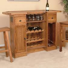 designs sedona table top base: sunny designs sedona rustic oak bar