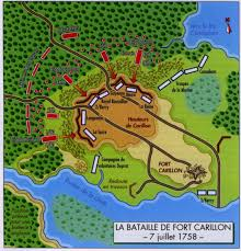 「Battle of Fort Carillon」の画像検索結果
