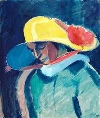 Harald Giersing (1881-1927), een Deense schilder, speelde een ...