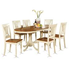 oval double pedestal dining table