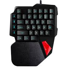 <b>Technology</b> K108 <b>Gaming Keyboard</b> One Handed Mechanical ...