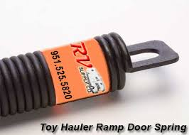 RV Ramp Door Spring