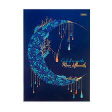 Бизнес-<b>блокнот</b> А4, 80 листов «Волшебная <b>луна</b>», твёрдая ...