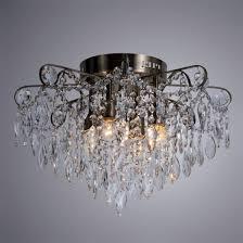 <b>Потолочная</b> люстра <b>Arte Lamp</b> Emilia <b>A1660PL</b>-<b>4AB</b> — купить в ...