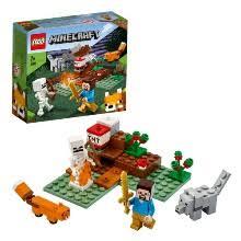 <b>Конструкторы LEGO</b>® серия: <b>LEGO</b>® <b>Minecraft</b>™ — купить в ...