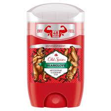 <b>Дезодорант</b>-антиперспирант твердый <b>Old Spice Bearglove</b>, 50 мл ...