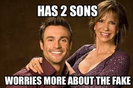 Soap Memes: Liz likes the GH brothers, Jill walks around Y&R - The ... via Relatably.com
