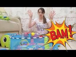 Как выбрать <b>развивающий коврик</b> для ребенка? - YouTube