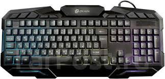 <b>Клавиатура Oklick 700G Black</b> USB - Клавиатуры, мыши ...