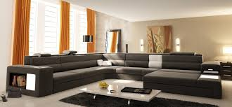 awesome sectional sofa living room furniture grey leather sectional sofa chaise lounge orange fabric vertical curtain awesome italian sofas