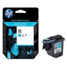 C4811A <b>Печатающая головка HP</b> Cyan <b>№11</b> DesignJet 100+/500 ...