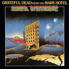 <b>Grateful Dead From</b> The Mars Hotel: Amazon.co.uk: Music