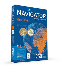 <b>Hard Cover</b> - <b>High Quality Printing</b> | Navigator Paper