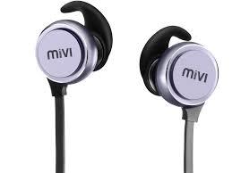 Best <b>Wireless Bluetooth</b> in-<b>ear Earphone</b> for Sports & Fitness - Mivi