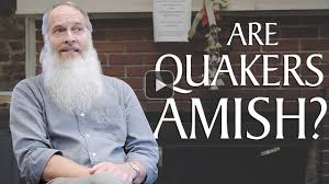 the differences between quakers and amish