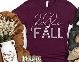 <b>Hello fall</b> svg | Etsy