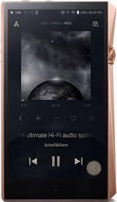 <b>Hi</b>-<b>Fi аудиоплеер Astell&Kern SP2000</b> Copper | www.gt-a.ru