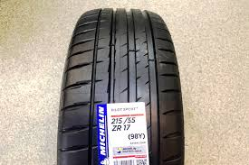 <b>Michelin Pilot Sport 4</b> test and review of the summer tire Michelin ...
