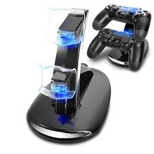 PS4 Accessories Joystick PS4 <b>Charger</b> Play <b>Station</b> 4 Dual Micro ...