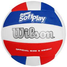<b>Мяч волейбольный Wilson</b> Super Soft Play, WTH90219XB, размер ...