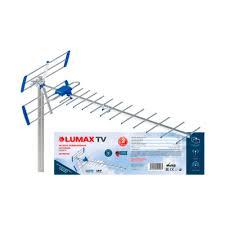 <b>Антенна наружная</b> активная DVB-T2 <b>Lumax</b> DA2507A, 28 дБ (ДМВ)